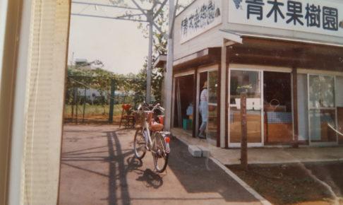 昔の青木果樹園