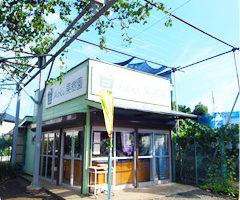 Aoki果樹園の売店